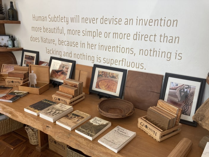 Every Piece of Antique Wood is Part of a Larger Story