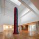 Sarasota Art Museum's Engineered Floor from The Goodwin Company