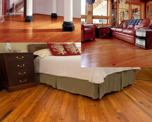 Legacy™ Antique Heart Pine Select