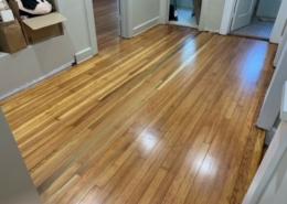 Custom Milled Heart Pine Vertical Grain